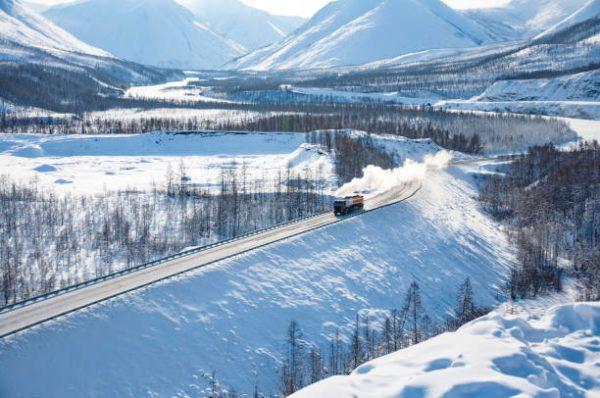 Los lugares mas frios del planeta Yakutsk en Siberia