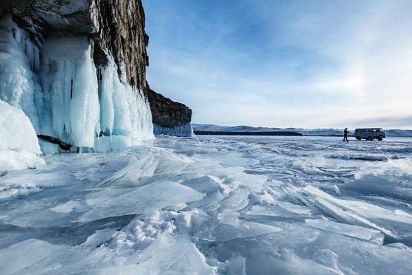 Los lugares mas frios del planeta