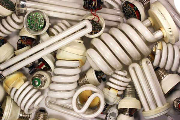 Como reciclar todos los tipos de bombillas led