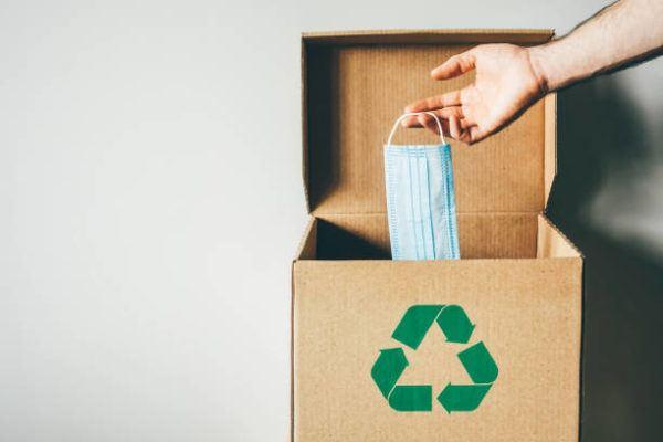 Las mejores formas para reciclar todos los tipos de mascarillas 4