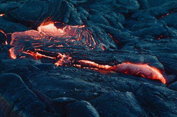 Cómo contribuyen los volcanes al cambio climático azufre