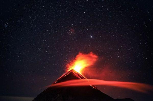 Cómo contribuyen los volcanes al cambio climático impacto