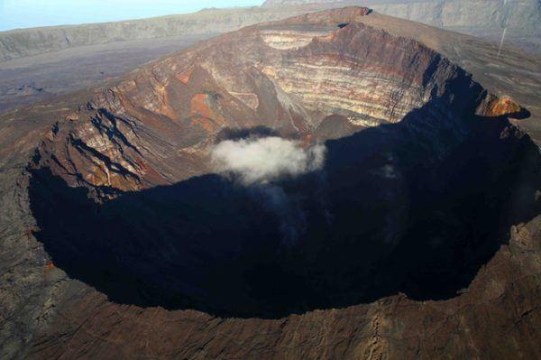 Cómo contribuyen los volcanes al cambio climático localizado