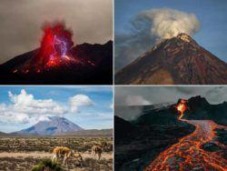 Cómo contribuyen los volcanes al cambio climático portada