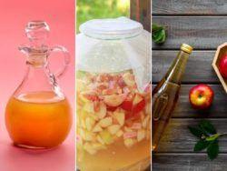 ¿Cómo hacer vinagre de sidra de manzana casero? Instrucciones paso a paso
