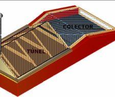 Deshidratador solar para zonas de bajos recursos