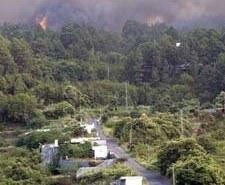 En Tenerife, el fuego ha quemado ya un total de 13.695 hectáreas
